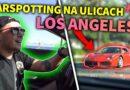 Super samochody w LA!