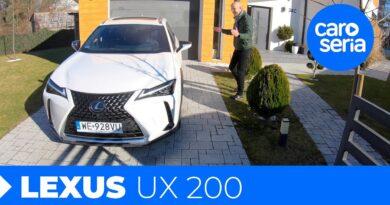 LEXUS UX 200 – NAJLEPSZE AUTO ŚWIATA?