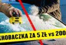 TEST: SKROBACZKA ZA 5ZŁ VS 200ZŁ!